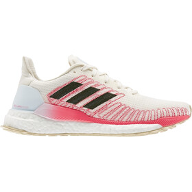 adidas Solar Boost 19 Sko Damer, chalk white/tech indigo/glory pink